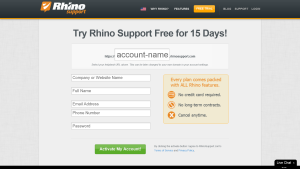A Quick Guide To Getting Started With Rhino Support (Part I)
