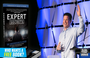 Get Your Free Book from Internet Business Guru Russell Brunson!