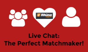 Live Chat: The Perfect Matchmaker!