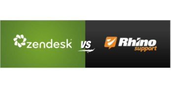 Comparing Rhino Support and Zendesk